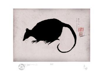 Antique Rat